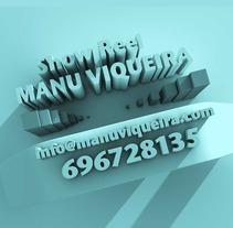 Show Reel de Manu Viqueira. Um projeto de Publicidade, Motion Graphics, Cinema, Vídeo e TV e 3D de Manu Viqueira         - 18.07.2012