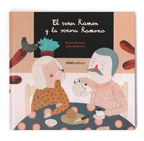 El señor Ramón y la señora Ramona. Un proyecto de Ilustración de Leire Salaberria - 13-05-2012
