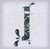 El Paseo de la Tipografía. A Design, Illustration, and Graphic Design project by David A. Rittel Tobía (Sechzehn)         - 13.05.2012