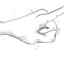 un poco de lápiz. Um projeto de Ilustração de carmen navarro         - 18.05.2012