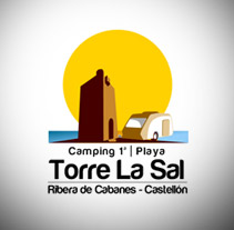 Web Camping Torre la Sal. A Design, Advertising, Software Development, UI / UX&IT project by Óscar Capdevila Larrarte         - 24.05.2012