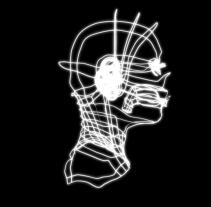 Contenido Simulación Holográfica. Un proyecto de Motion Graphics y 3D de Jogartel         - 24.05.2012