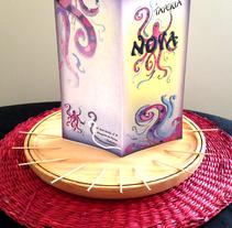 Carta de Raciones - TAPERIA NOYA-. Un proyecto de Diseño y Publicidad de Erica Tourís Fresco - 27-05-2012
