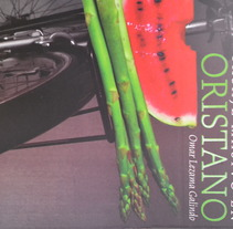 Libro - Oristano. A Design project by Anahi  Romero M.         - 30.05.2012