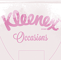 El consuelo Kleenex. A Design, and Advertising project by Aixa Finestrat         - 30.05.2012