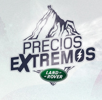 PRECIOS EXTREMOS // LAND ROVER. A Illustration, and Advertising project by Nacho Gallego         - 12.06.2012