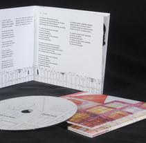 packaging hipotético para cd. Un proyecto de Diseño de disinterior         - 11.06.2012