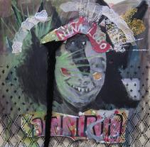 Paintings. A Illustration project by Ángela Rodríguez - 13-06-2012