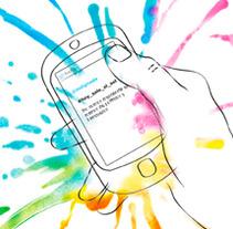 libro II Jornadas sobre los Movimientos Sociales. Un proyecto de Diseño e Ilustración de Mar M. Núñez  - Miércoles, 13 de junio de 2012 12:49:09 +0200