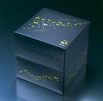 Envío directivos movistar. Un proyecto de Diseño de Pedro Luis Montero Somolinos - 18-06-2012