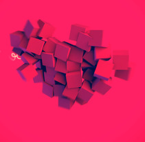 8BIT LOVE. A Design, Illustration, Advertising, Music, Audio, Motion Graphics, Film, Video, TV, and 3D project by Pau Ju - 22-06-2012