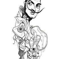 Maestros. A Design&Illustration project by Carmen Gómez Pablos - 25-06-2012