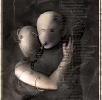 Ilustración editorial. A Illustration project by Ana Albares Jiménez - 28-06-2012