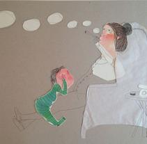The Witches. Un proyecto de Diseño, Ilustración y Publicidad de Laia Jou - 28-06-2012