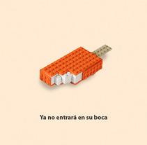 Lego. Un proyecto de  de Nicolas Vial         - 29.06.2012