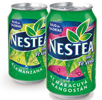 Nestea Té Verde. A Design, and Advertising project by Pokemino         - 03.07.2012