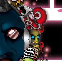 Concept-art. Un proyecto de Ilustración de Manuel Moya Gomez - 06-07-2012