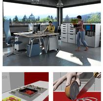 e-learning. Un proyecto de 3D de Anita Aísa Pardo         - 10.07.2012