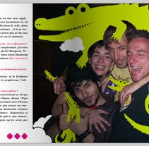 Custombook. A Design, Illustration, Advertising, Software Development, and UI / UX project by studio sananikone         - 10.07.2012