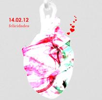 SAN VALENTIN · FOREVER IN LOVE. Um projeto de Design, Ilustração e Publicidade de PILAR SIERCO CHÉLIZ - 14-07-2012