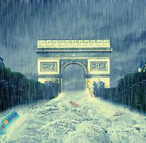 Flood.. Un proyecto de Ilustración, Publicidad y Fotografía de Ivan Rivera - 16-07-2012