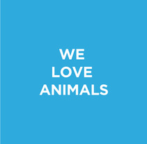We Love Animals. Um projeto de Design e Ilustração de Sandra  Guerrero         - 17.07.2012