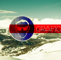 Gráfica. A Advertising project by Israel Barahona         - 26.07.2012