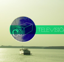 Televisión. A Advertising project by Israel Barahona         - 30.07.2012