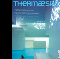 revista thermaespa. A Design, Advertising, and Photograph project by Luis Vázquez Costa         - 04.08.2012