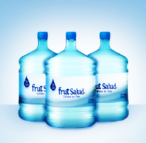 AGUA FRUT SALUD. A Design, Illustration, Photograph, UI / UX&IT project by Meyci Laurel         - 07.08.2012