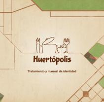 Huertópolis. Un proyecto de Diseño, Ilustración y Publicidad de Adriana Castillo García         - 22.08.2012