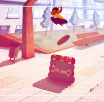 Animation. A Illustration, Motion Graphics, and 3D project by Josep Bernaus - 26-11-2012
