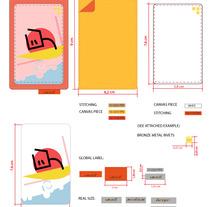 Diseño de estampados y Creatividades . A Design&Illustration project by Beatriz Chaves Bueno         - 03.09.2012