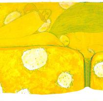 Tierra Caprichosa. Un proyecto de Ilustración de Nanen  - 05-09-2012