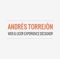 Web personal. Um projeto de Design, Desenvolvimento de software e UI / UX de Andrés Torrejón González         - 05.09.2012