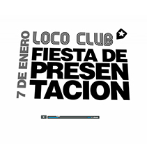 Promo fiesta Mockers. Um projeto de Motion Graphics de Sergi Sanz Vázquez         - 09.09.2012