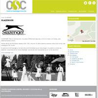 Centro Slazenger Coruña. A IT project by Juan Mª Seijo         - 18.09.2012