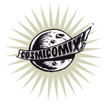 logo cosmicomix. A Design, Illustration, Advertising, Motion Graphics, Film, Video, and TV project by cosmicomix - 24-09-2012