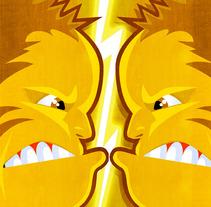 Mono. Un proyecto de Ilustración y Publicidad de Sergio Covelo Moreira - 25-09-2012