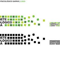 Logo y tarjetas de identidad. A Design project by Laure Chassaing         - 26.09.2012