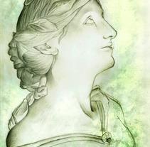 Bodegones y retratos. A Illustration project by Samuel Ruiz Redondo - 27-09-2012