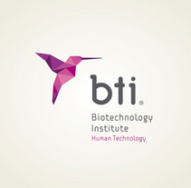 BTI Biotecnology Institute. A Design, and Advertising project by Rubén Galgo         - 06.10.2012