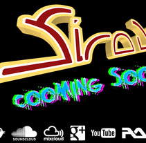 SIRO DJ. A Design, Illustration, Advertising, Installations, and Photograph project by Francisco José Romero Pesado         - 06.10.2012
