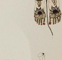 POR UN SAHARA LIBRE. A Design&Illustration project by Cecilia Sánchez         - 08.10.2012