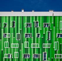 Viviendas sociales. Nuevas arquitecturas en Madrid. A Photograph project by Pedro  Cobo López         - 15.10.2012