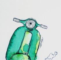 2011 Taste. Um projeto de Ilustração e Instalações de Cris Latorre         - 16.10.2012