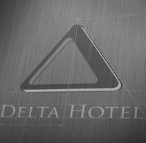 Delta Hotel. A Design project by Joel Comí         - 25.10.2012