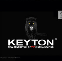 KEYTON Seating microsite. A Design, Advertising, and Software Development project by Símbolo Ingenio Creativo         - 07.11.2012
