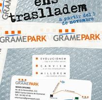 Ens traslladem. A Advertising project by Elena Martín Sánchez         - 13.02.2013