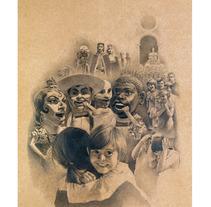 cartel corpus granada 2012. Un proyecto de Ilustración de javier  domenech - 29-11-2012